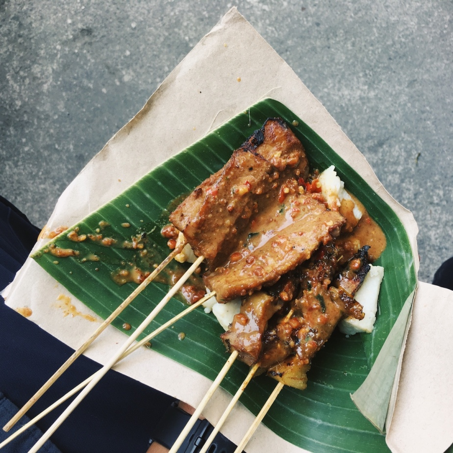 Sate Kere: A Counterculture Cooked by the Poor